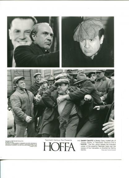 Danny DeVito Hoffa Original Press Still Movie Photo