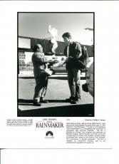 Danny DeVito Matt Damon The Rainmaker Original Press Still Movie Photo