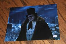 Danny Devito Signed Autographed 11x14 Photo Psa/dna #x43151 Batman Penguin