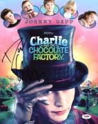 Danny Elfman Charlie and the Chocolate Factory Signed 11X14 Photo PSA #AC51848