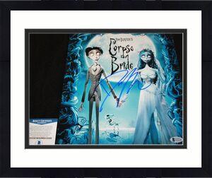 Danny Elfman signed 11 x 14, Corpse Bride, Jack Skellington, Disney, Beckett BAS
