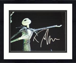 Danny Elfman signed 11 x 14, The Nightmare Before Christmas, Beckett BAS E16000