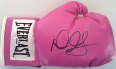 Danny Garcia Swift Signed Pink Everlast Boxing Glove PSA/DNA COA V21575