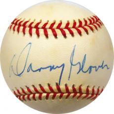 Danny Glover Autographed Baseball