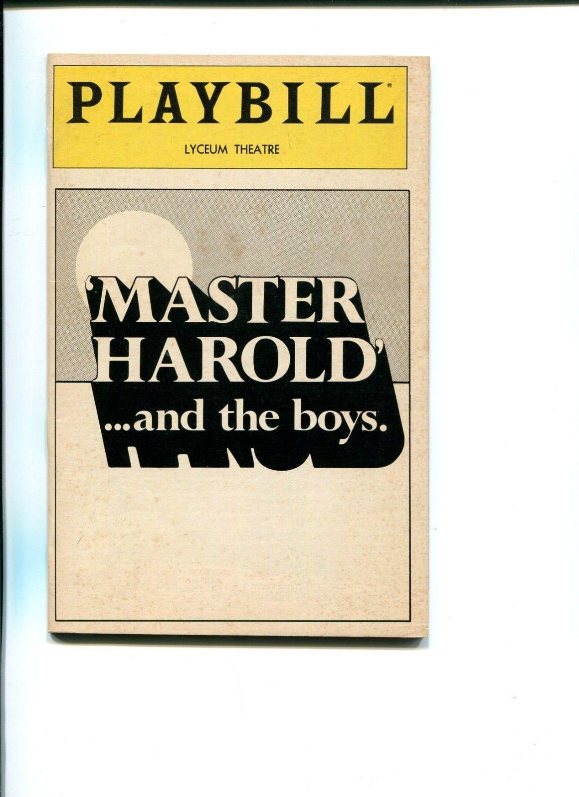 "a comparison of the novels master harlod and the boys and the boys and like water for chocolate They might include one mid-length novel or two short novels like water for chocolate ""master harold"" and the boys (athol fugard) (e."