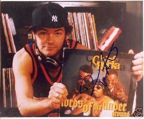 Danny Materson Signed 8x10 Photo W/coa