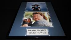 Danny McBride Signed Framed Eastbound & Down Photo Display AW Kenny Powers