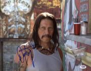 Danny Trejo Machete Signed 11X14 Photo Autographed PSA/DNA #S33708