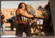 """Danny Trejo Signed Autograph """"machete"""" New Fight Photo"""