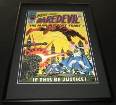 Daredevil #14 Framed 10x14 Cover Poster Photo Marvel