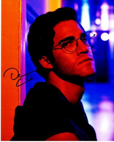 Darren Criss Signed - Autographed Gianni Versace American Crime Story 8x10 inch Photo - Guaranteed to pass PSA or JSA