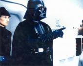 Darth Vader 8x10 photo (Star Wars Anakin Skywalker Sith Lord) Princess Leia Carrie Fisher