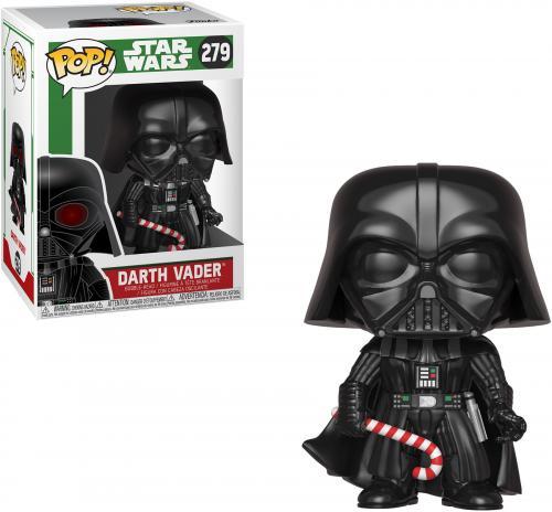 Darth Vader Star Wars #279 Holiday Funko Movie Pop!