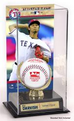 Yu Darvish Texas Rangers 2014 MLB All-Star Game Gold Glove Display Case