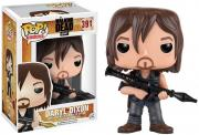 Daryl Dixon the Walking Dead with Rocket Launcher #391 Funko Pop!