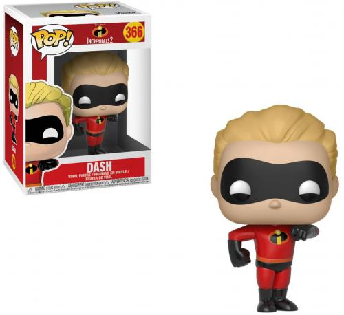 Dash The Incredibles Disney #366 Funko Pop!
