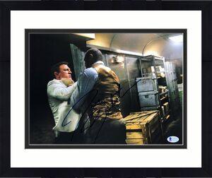 Dave Bautista Signed '007 Spectre' 11x14 Photo *Hinx Beckett BAS C10373