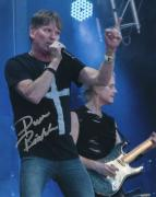 Dave Bickler Signed Survivor Rock N Roll 8x10 Photo w/COA