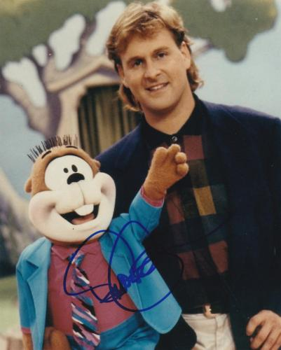 Dave Coulier Signed 8x10 Full House Cast Fuller House Authenitc Autograph  Coa