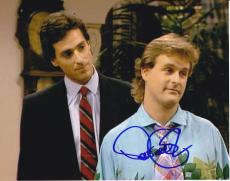 Dave Coulier signed Full House 8x10 photo W/Coa Joey Gladstone #4