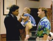 Dave Coulier signed Full House 8x10 photo W/Coa Joey Gladstone #6