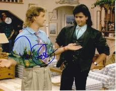 Dave Coulier signed Full House 8x10 photo W/Coa Joey Gladstone #7