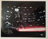 Dave David Prowse Signed Autographed 16x20 Photo Star Wars BECKETT COA