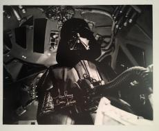 Dave David Prowse Signed Autographed 16x20 Photo Star Wars BECKETT COA 2