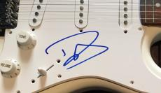Dave Grohl Foo Fighters Nirvana Rare Signed Autograph Full Electric Guitar Coa