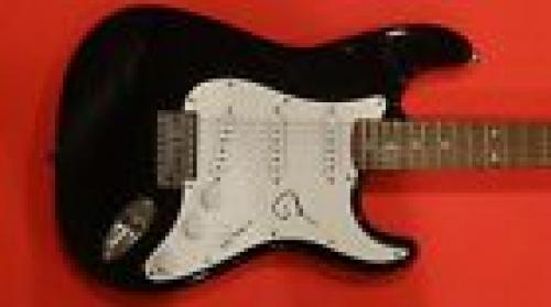 Dave Grohl Foo Fighters Nirvana Signed Autographed Electric Guitar