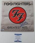 Dave Grohl Foo Fighters Signed Autograph Greatest Hits Album Authentic Beckett