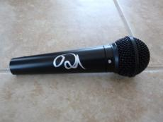 Dave Grohl Foo Fighters Signed Autographed Microphone