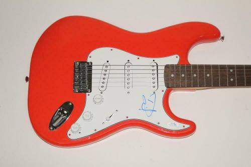 Dave Grohl Signed Autograph Fender Electric Guitar - Nirvana, Foo Fighters Icon