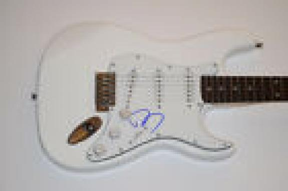 Dave Grohl Signed Autographed Electric Guitar Foo Fighters Nirvana COA
