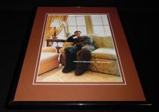 Dave Matthews 2003 Framed 11x14 Photo Display
