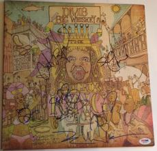 DAVE MATTHEWS Band DMB Signed Big Whiskey & The Groo Grux King ALBUM w/ PSA DNA
