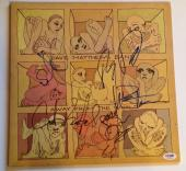 Dave Matthews band signed album away from the world lp autographed psa dna loa