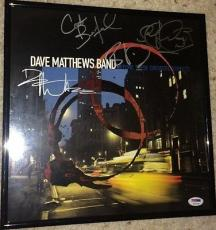 Dave Matthews Band Signed Before These Crowded Streets Rare Album Psa/dna S14717