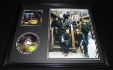 Dave Matthews Band Signed Framed 16x20 CD & Photo Display