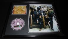 Dave Matthews Band Signed Framed 16x20 CD & Photo Display B