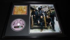Dave Matthews Band Signed Framed 16x20 CD & Photo Display B