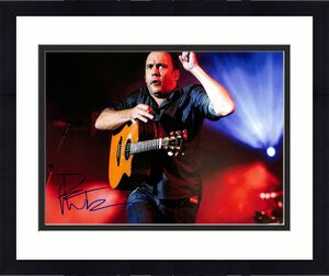 Dave Matthews Signed 11x14 Photo Autographed BAS #H65016