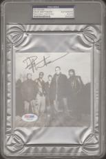 DAVE MATTHEWS Signed Autographed CD Cover PSA/DNA SLABBED #Z63239
