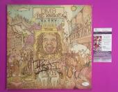 """Dave Matthews Signed """"big Whiskey"""" Lp Album Signed In Person + Jsa Coa Dmb Band"""