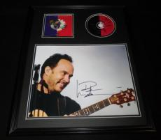 Dave Matthews Signed Framed 16x20 Crash CD & Photo Display B