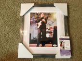 Dave Matthews Signed Framed 8x10 Photo JSA Coa