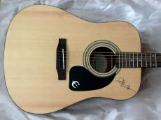 Dave Matthews Signed Guitar JSA LOA