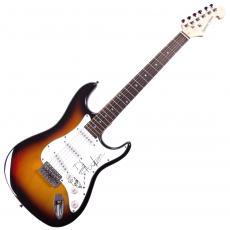 Dave Matthews Sketched Autographed Signed Sunburst Guitar UACC RD COA AFTAL