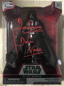 Dave Prowse SIGNED DISNEY STAR WARS ELITE SERIES Darth Vader FIGURE JSA COA