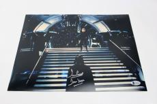 Dave Prowse SIGNED STAR WARS DARTH VADER 11x14 Photo BAS COA AUTOGRAPH  Z1